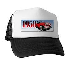 1950 Redjeepster Trucker Hat