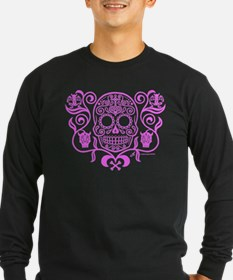 Day of the Dead Sugar Skull T