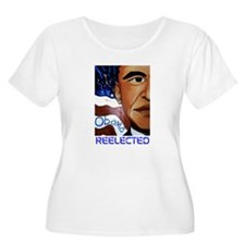 Obama Reelected T-Shirt