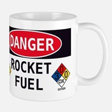 Rocket Fuel Mugs