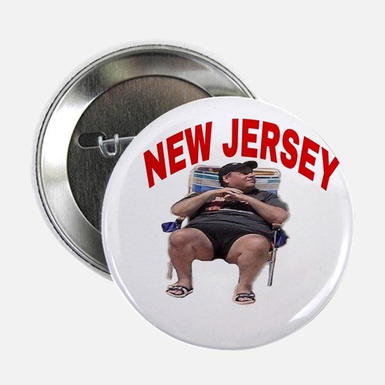 """NEW JERSEY 2.25"""" Button (10 pack)"""