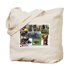 NADSR Dogs Tote Bag