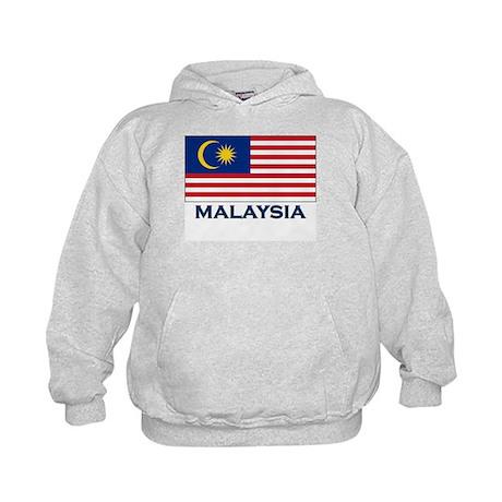Flag of Malaysia Kids Hoodie