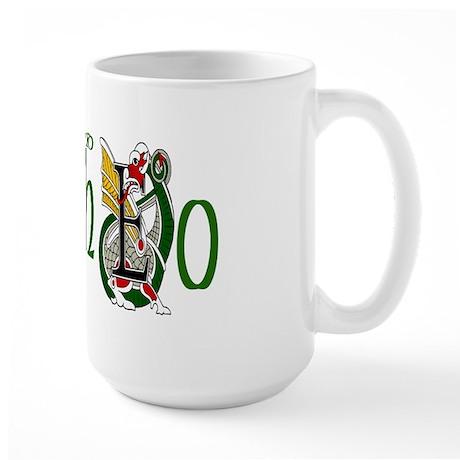 Mayo Dragon (Gaelic) Large Mug