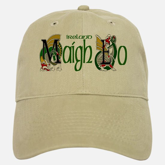 Mayo Dragon (Gaelic) Baseball Baseball Baseball Cap