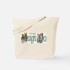Mayo Dragon (Gaelic) Tote Bag