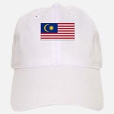 Malaysia Flag Picture Baseball Baseball Cap