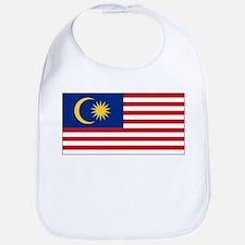 Malaysia Flag Picture Bib