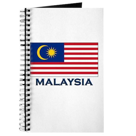 Malaysia Flag Gear Journal