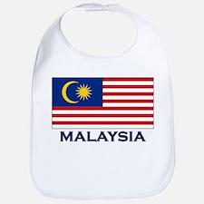 Malaysia Flag Gear Bib