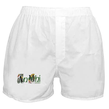 Meath Dragon (Gaelic) Boxer Shorts