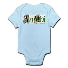 Meath Dragon (Gaelic) Infant Bodysuit