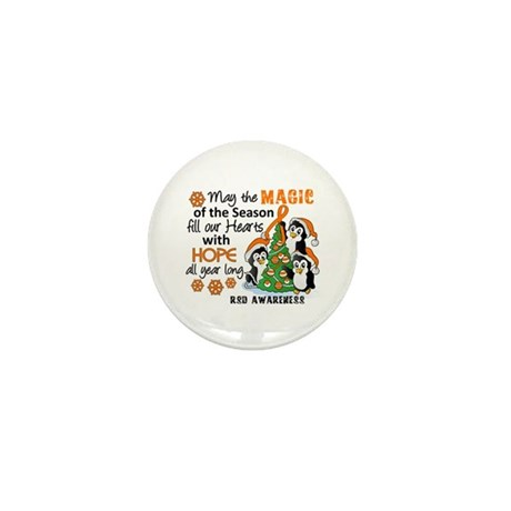 Holiday Penguins RSD Mini Button (100 pack)
