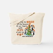 Holiday Penguins RSD Tote Bag