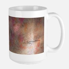 In your light I learn how to love... Mug