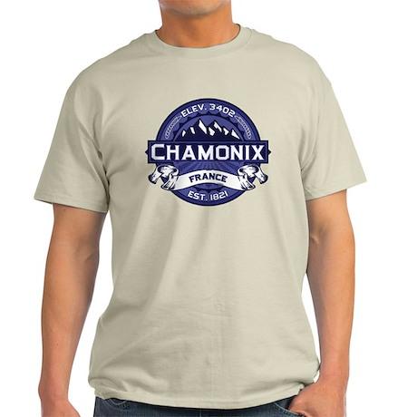 Chamonix Midnight Light T-Shirt