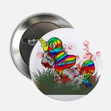 "Zombiecorn 2.25"" Button"