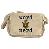 Word nerd Messenger Bags & Laptop Bags