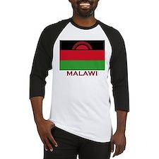 Flag of Malawi Baseball Jersey