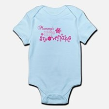 Mommys little snowflake Infant Bodysuit