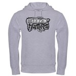 UUFOH grunge logo Hooded Sweatshirt
