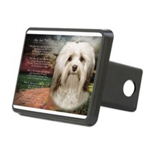 Why God Made Dogs - Havanese Hitch Cover