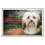 Why God Made Dogs - Havanese Banner