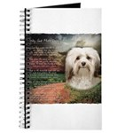 Why God Made Dogs - Havanese Journal