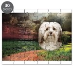 Why God Made Dogs - Havanese Puzzle