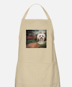 Why God Made Dogs - Havanese Apron