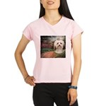 Why God Made Dogs - Havanese Performance Dry T-Shi
