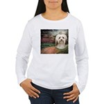 Why God Made Dogs - Havanese Women's Long Sleeve T