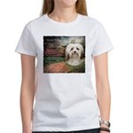 Why God Made Dogs - Havanese Women's T-Shirt