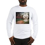 Why God Made Dogs - Havanese Long Sleeve T-Shirt