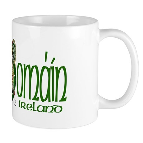 Roscommon Dragon (Gaelic) Mug