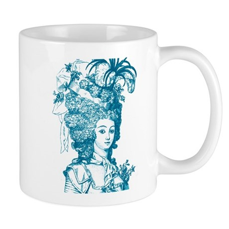 Versailles blue Mug