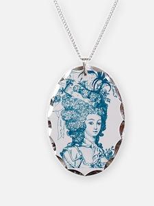 Versailles blue Necklace