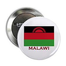 Malawi Flag Gear Button