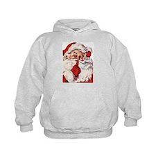 Vintage Santa Hoodie