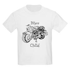 Biker Child T-Shirt