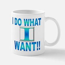 do what? Mug