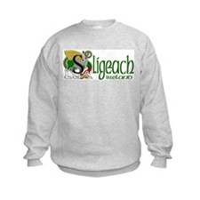 Sligo Dragon (Gaelic) Sweatshirt