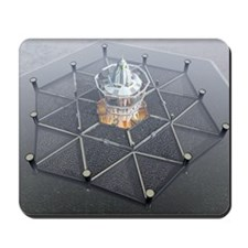 Wizard's Spire - Home of the Arch-Mage Mousepad