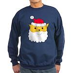 Santa Sweatshirt (dark)