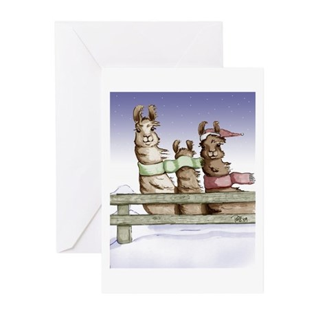 Blizzard - Greeting Cards (Pk of 10)