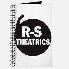 R-S Theatrics Logo Black Journal