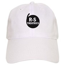 R-S Theatrics Logo Black Baseball Cap