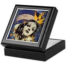 Reina Collage Keepsake Box