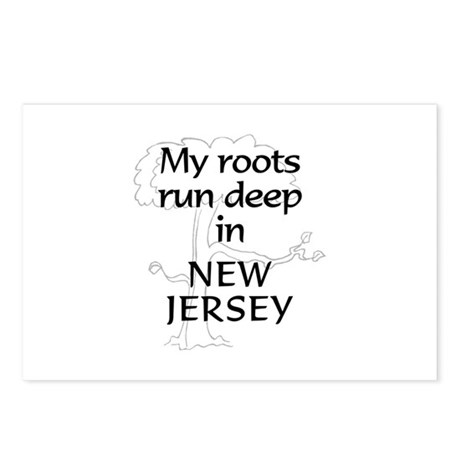 New Jersey Roots Postcards (Package of 8)