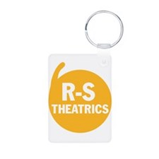 R-S Theatrics Yellow Keychains